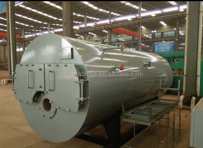 China Boiler Supplier Gas Oil Diesel Fired Gas Hot Water