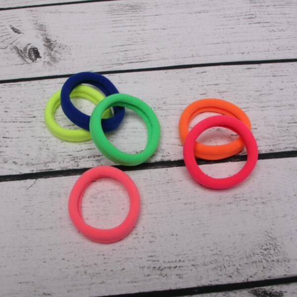 popular nylon flat elastic hair ring