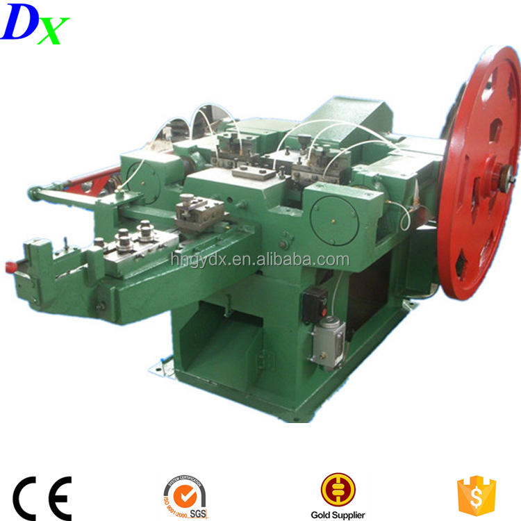 China manufacture good quality nail making machine south korea price
