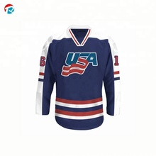 Venda quente Adulto Branco Mighty Ducks Filme Ice <span class=keywords><strong>Hockey</strong></span> Jersey Camisas de Goleiro