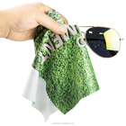 Sublimation Printing Microfiber Glasses Cleaning Cloth for Lens Wipes