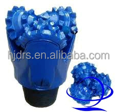 hebei Deris new used 108mm steel tooth tricone bit / rockdrilling bits