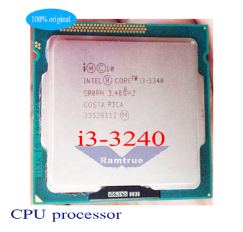 intel core cpu processor i3 3240 3.4GHz 3M LGA1155