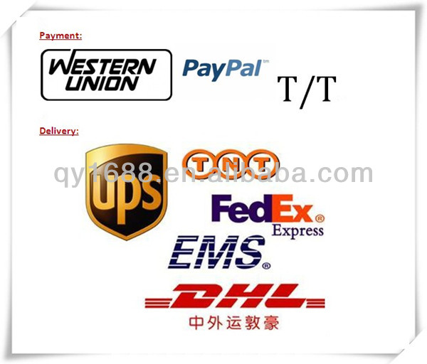payment & delivery