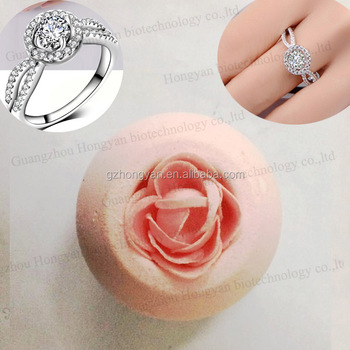 Natural Bath Bombs With Ring Surprise Inside Valentine Gift Buy