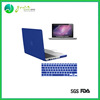 Hot Sale Colorful silicone laptop custom logo protective keyboard covers