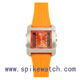 Fashion and Hot Sale Alloy Case Multi Time Zone Color Printing Digital Watch