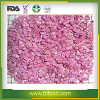 Cheap Price FD Fruits and Vegetables Natural Freeze Dried Purple Potato