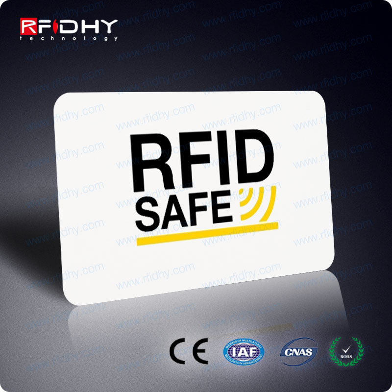 RFID Blocking Cards help Secure you from Identity Theft Data Skimming and Electric Pickpockets