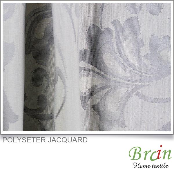Ready-made polyester slub curtain fabric, new style fabric sofa for sale, western upholstery fabric