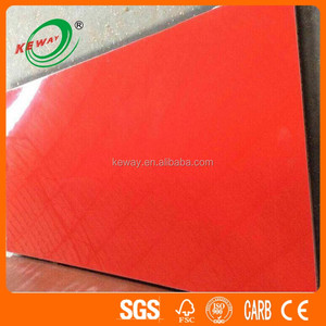 Glossy China Prices UV Coated Melamine MDF Board