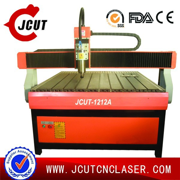 hot sale most precision woodworking cnc router china wood drum machineJCUT-1212A