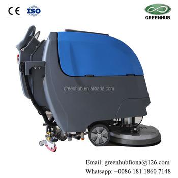 7c6d1320839 Hand Held Electric Floor Scrubber Machine - Buy Floor Polishing ...