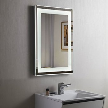 one click purchase product led backlit design bathroom mirror for hotel and a. Black Bedroom Furniture Sets. Home Design Ideas