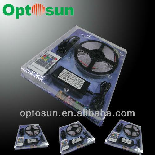 blister packaging smd5050 led flexible strip light