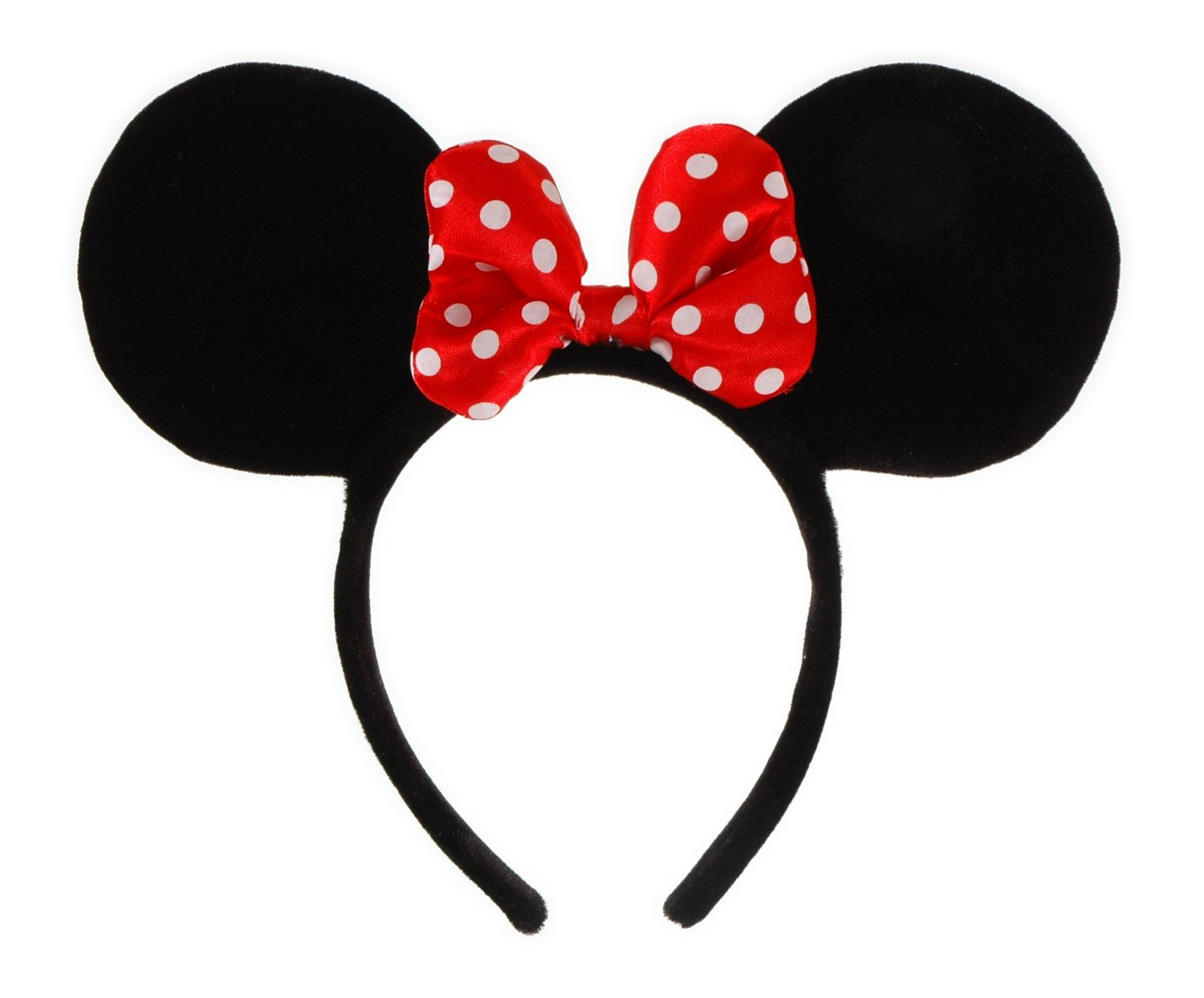 f9061bd03a1f Buy elope Disney Minnie Mouse Costume Ears Headband in Cheap Price ...
