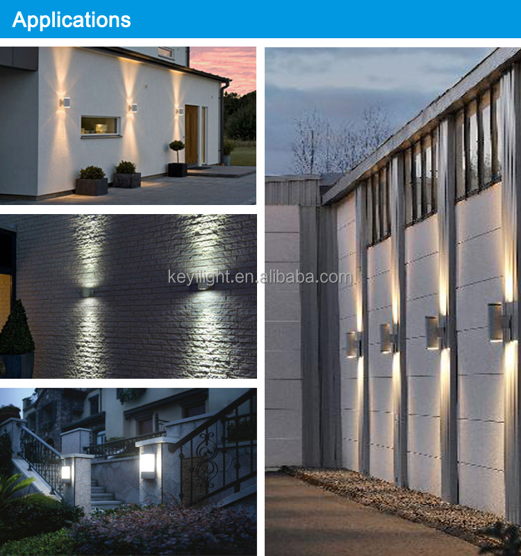 Wall Mounted Decorative Lighting,Boundary Wall Light,Compound Wall Light For Outdoor - Buy Wall ...