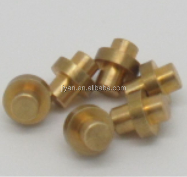 Auto lath turning copper insert copper/brass/aluminum/stainless steel alloy insert nut tube sleeve nut