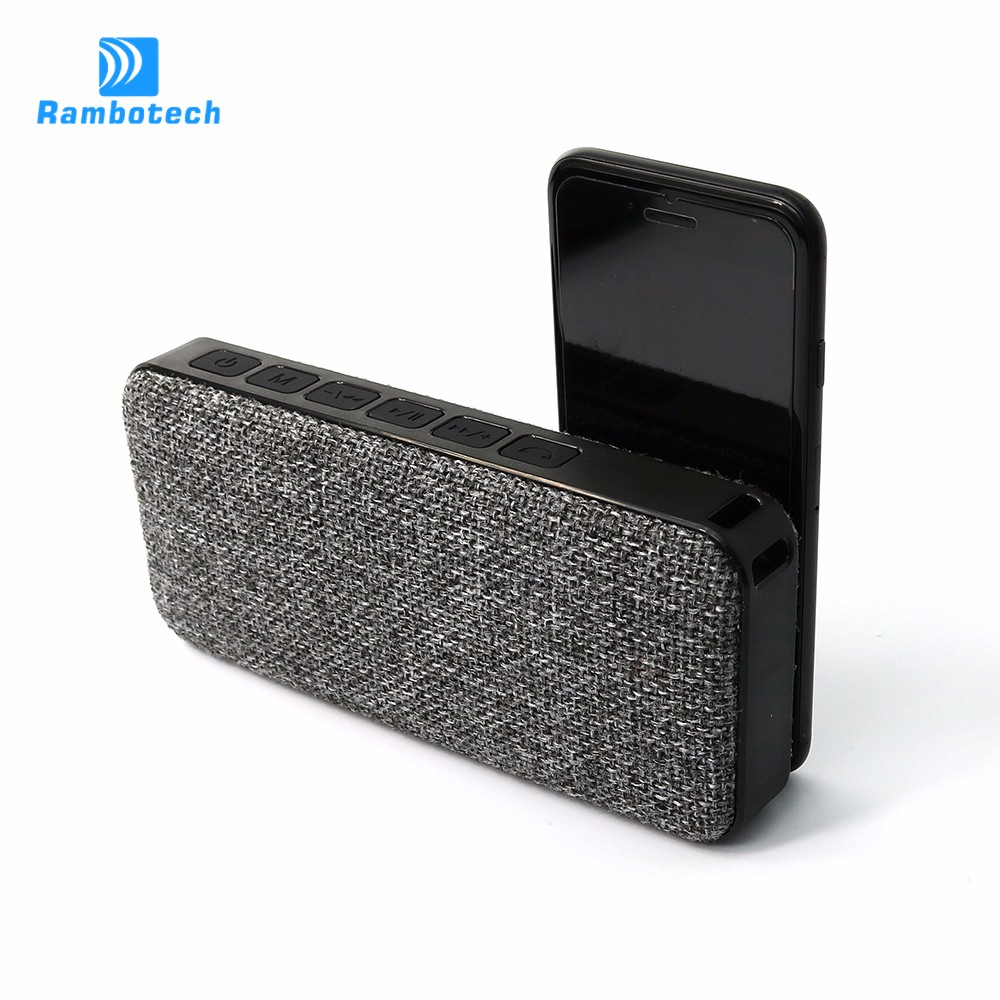 2018 HOT Sale High Quality Stereo Waterproof Mini Wireless Bluetooth Speaker Waterproof RS600