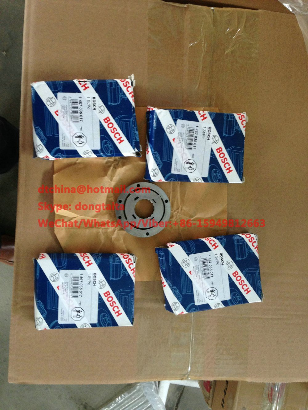 Original 1467035017 149050-0220 1 467 035 017 Feed Pump For Zexel ...