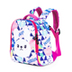 Uek Kids Custom Cartoon Backpack Smell Proof Girl Shoulder Bags Pink