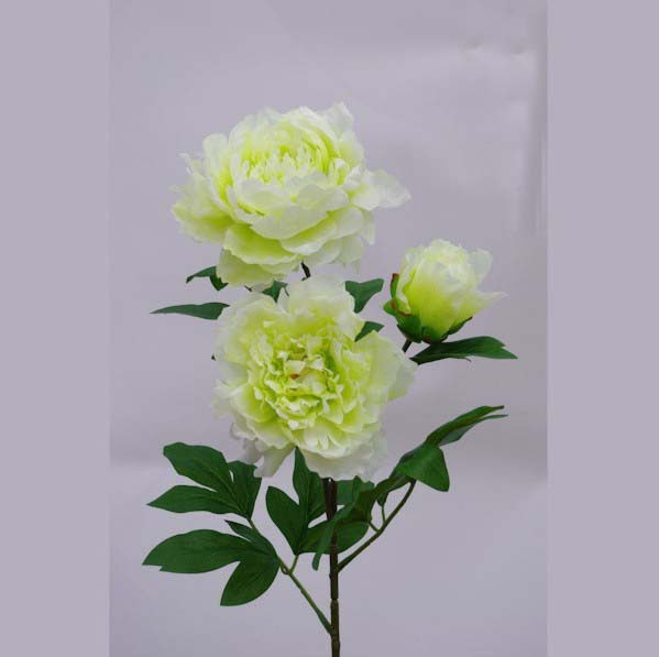 Single Long Stem Princess Artificial Flower Real Touch