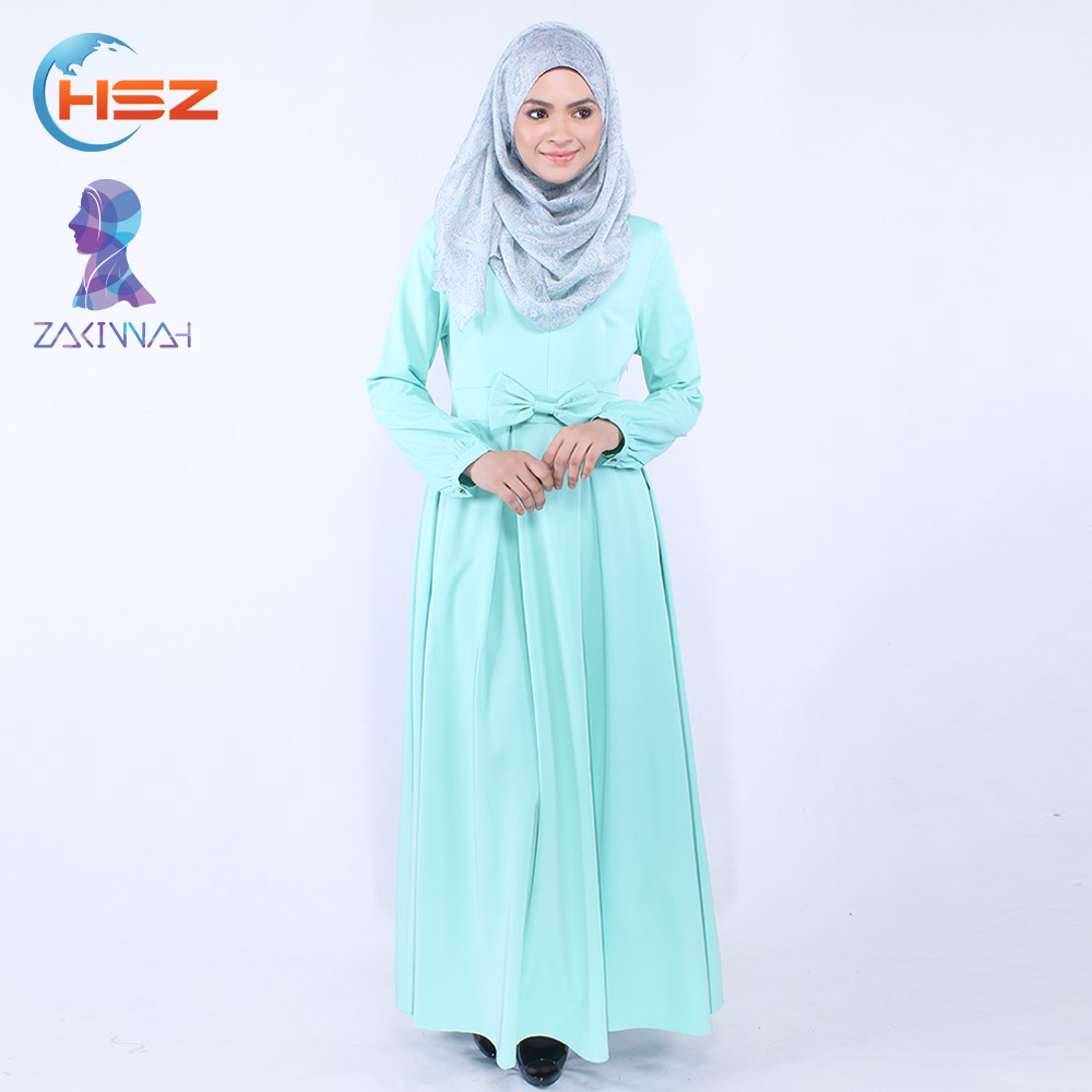 Zakiyyah A028 Supreme OEM Clothing Manufacturing Abaya Collection