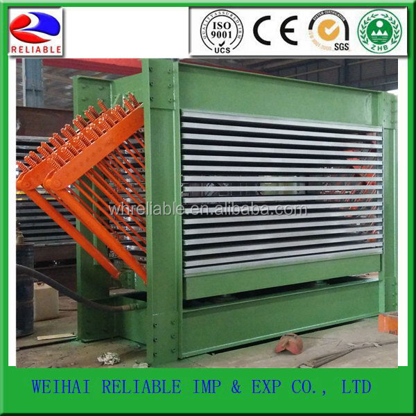 Welcome Wholesales Excellent Quality easy operate plywood making machine