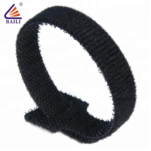 New Product Hot Sale wide elastic hook loop shoe manufacturer woven