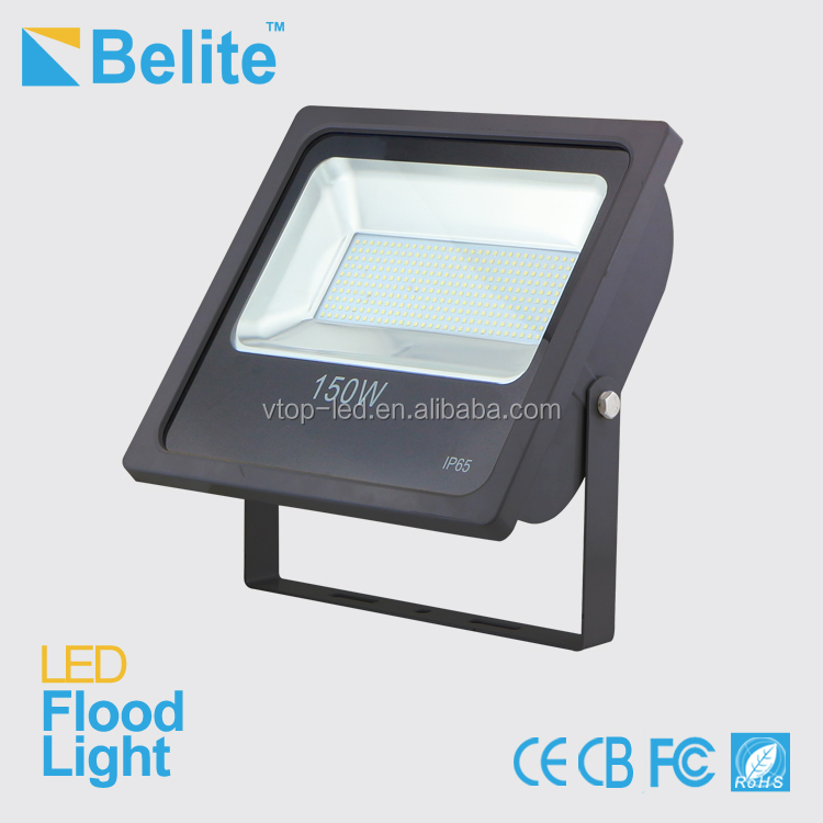 Private model 150W garden flood light SMD2835 IP65 CE approved outdoor LED Flood Lights