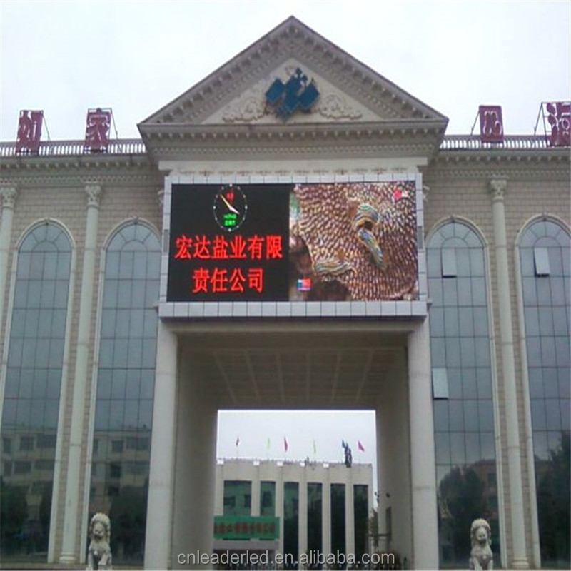 SZ factory with Competitive Price P10 High Quality Outdoor Full Color LED Display