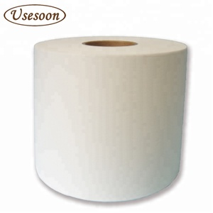 Heat sealable filter paper for tea bags in rolls 18g