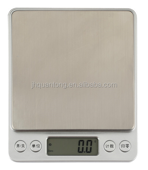 OEM logo digital kitchen scale, health food scale, list scale industries