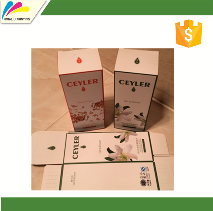 CMYK full color offset printing luxury gift box packaging for wallets from factory sale