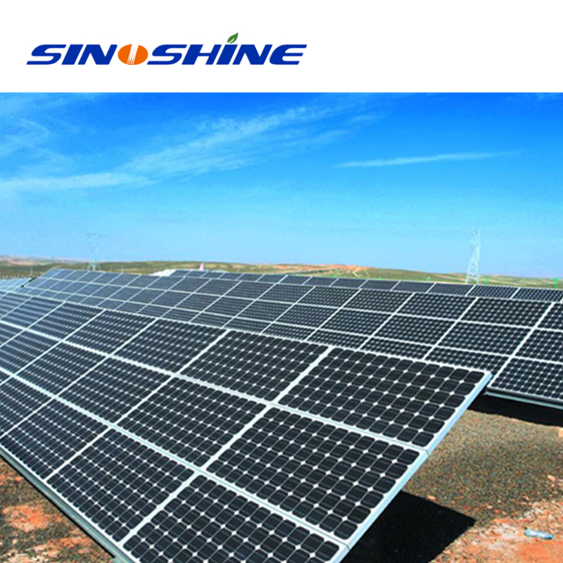 EPC design and supply solution for solar power plant 1mw pv mounting solar energy system project