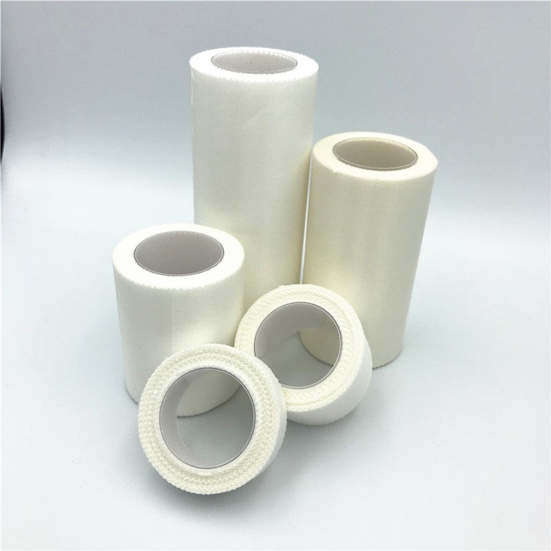 Medical Silk Breathable Comfortable Adhesive Tape