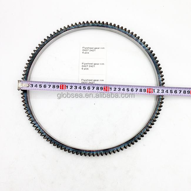 Deutz engine ring gears flywheel ring 04272421