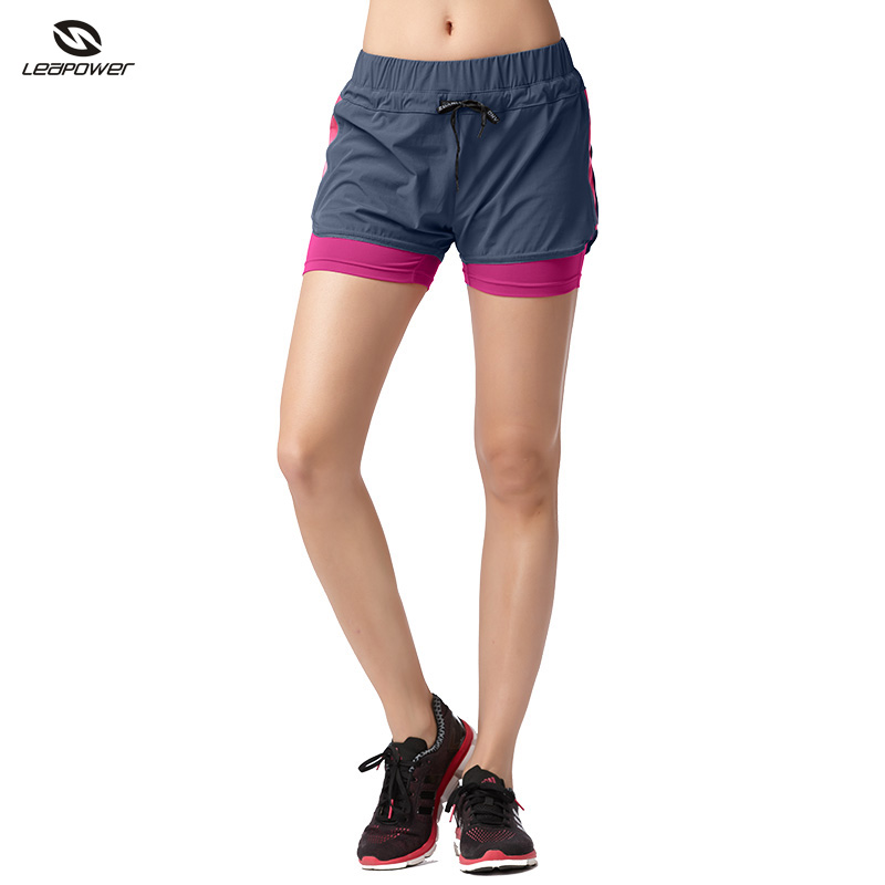 Private Label Quick Dry Sports Wear Women Yoga Pants Summer Clothing