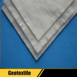150 gram 250 gram nonwoven geotextile filter cloth roll in china