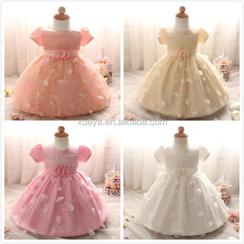 f305bab90240 New Product Different Style Hand Embroidery Designs For Baby Dress ...