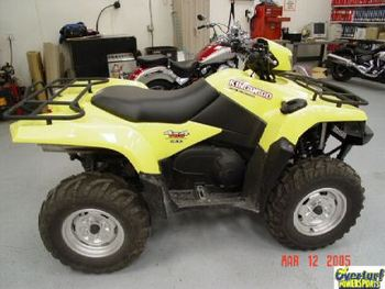 Brand New 05 Suzuki King Quad 700 4x4 Atv Full Warranty - Buy Atv ...