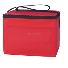 Budget Promotional 210D Polyester Cooler Bag