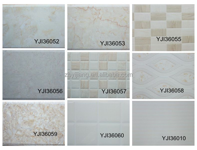 China 12*24 Factory Price Flower Ceramic Wall Tile Design Part 35