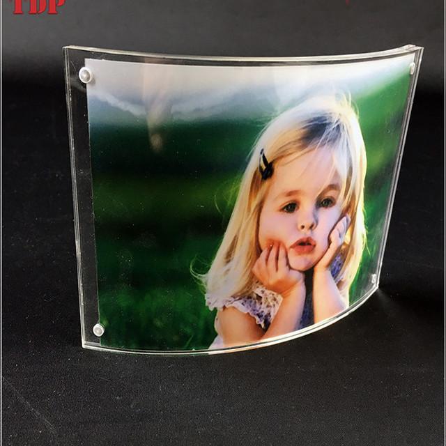 China Acrylic Curve Frame Wholesale 🇨🇳 - Alibaba