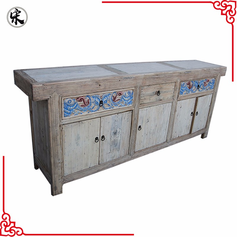 Beijing factory wholesale reproduction natural wood color for Chinese furniture wholesale