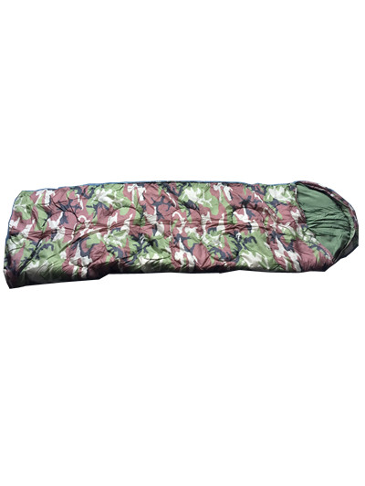 Winter Lengthen Camouflage Military Envelope With Hat Sleeping Bag