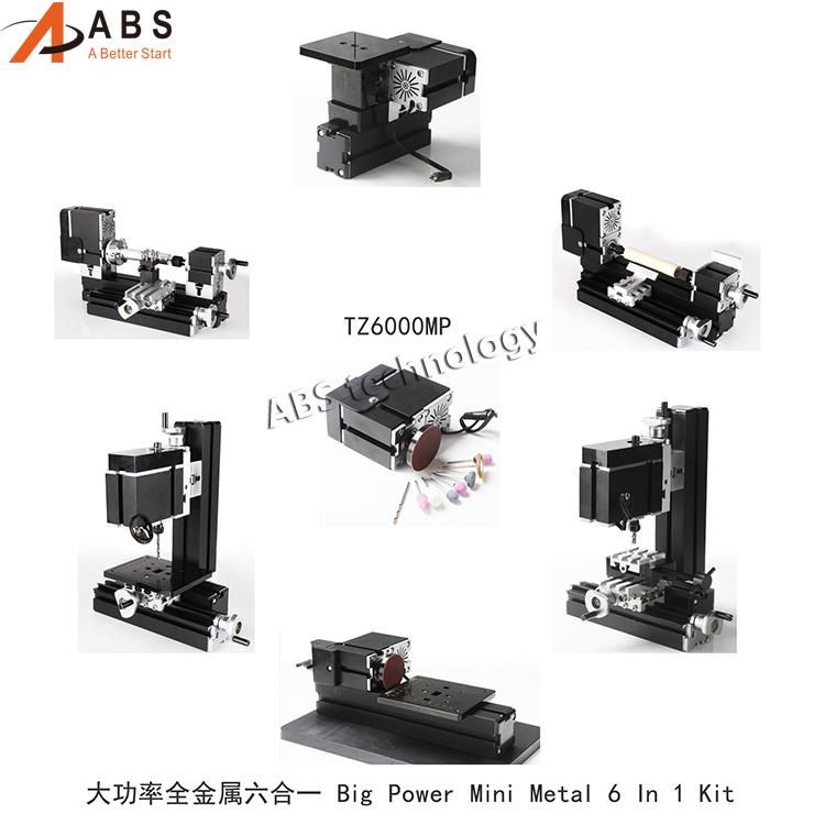 Online Kaufen Großhandel 6 In 1 Mini Maschine Aus China 6