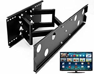MonMount Scissor Arms Wall Mount for Samsung UN46EH5300, UN50EH5300, UN40EH5300 40 to 60 Inch LCD LED PLASMA TV