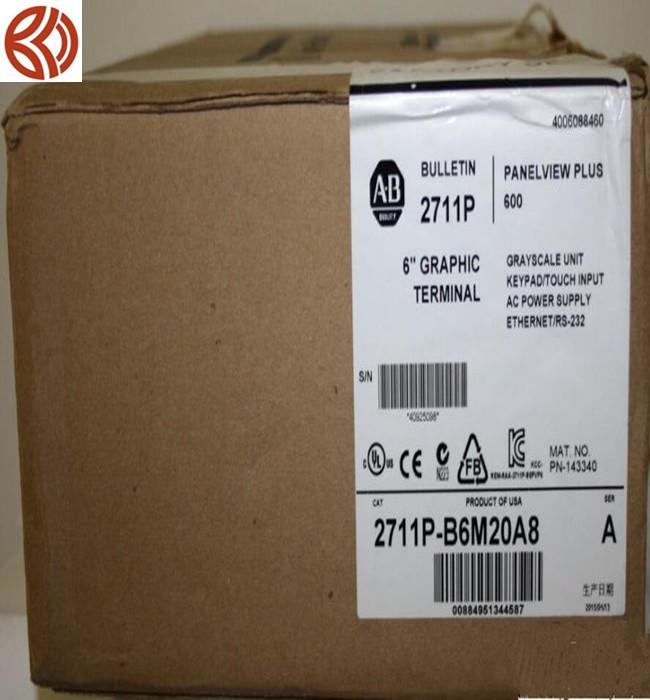 Allen Bradley 2711p-b6m20a8 Panelview Plus 600 - Buy Touch Panelview For  Ab,Allen Bradley Panelview Plus 600,Allen Bradley 2711p-b6m20a8 Product on