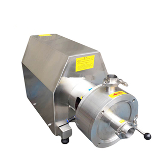 Lab Equipment One-Stage Inline High Shear Dispersing Emulsifier Price One-Stage Online High Shear
